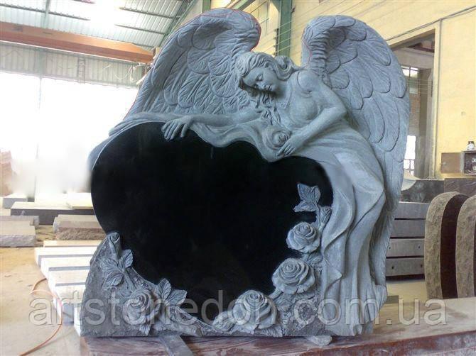 Памятник скульптура Ангел №14