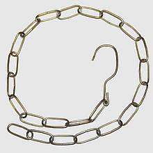 Цепь торговая металлическая д 3,7 мм