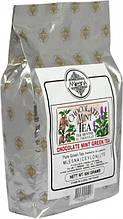 CHOCOLATE MINT GREEN TEA Зеленый чай Шоколад-Мята
