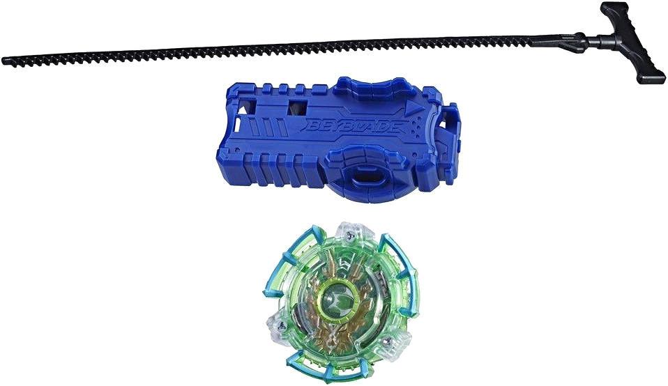 Ігровий набір Hasbro Beyblade Evipero Дзига з пусковим пристроєм (B9486-E2758)