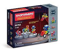 Магнитный конструктор Magformers Сила звука, 59 эл. (709003), фото 1