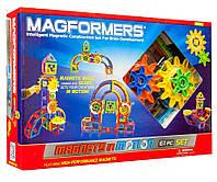 Конструктор шестеренки magformers, 61 элемент (63205)