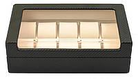 Шкатулка для зберігання годинників Salvadore 10W-QZ-KC, фото 1