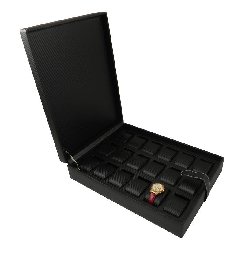 Шкатулка для зберігання годинників Salvadore 18W-KD