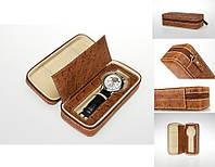 Шкатулка для зберігання годинника Salvadore 1W-OSDB/PU, фото 1