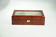 Шкатулка для зберігання годинників Salvadore 804-10DBC