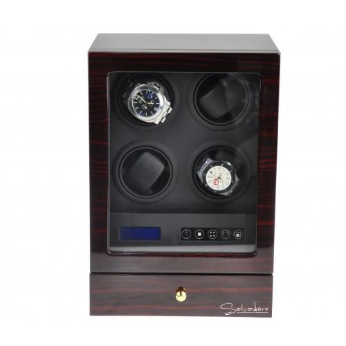 Шкатулка для подзавода часов Salvadore S-2/04-LE 4x4+