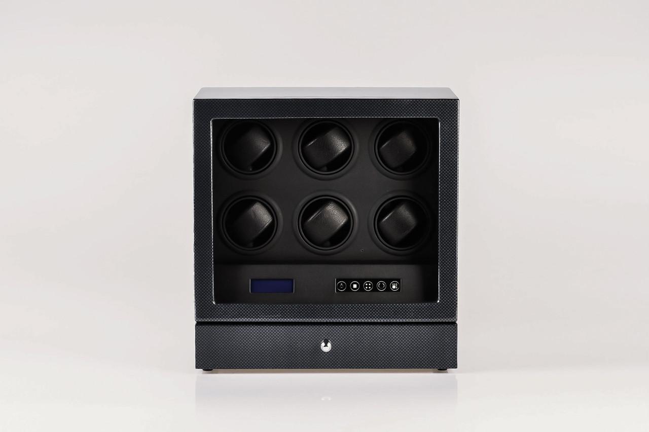 Шкатулка для подзавода часов Salvadore S/2/06-LT 6x6+