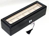 Шкатулка для хранения часов Salvadore 6W-KC, фото 1