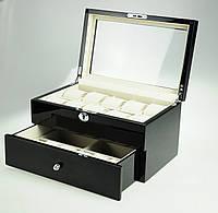 Шкатулка для хранения часов Salvadore 804-16BC, фото 1
