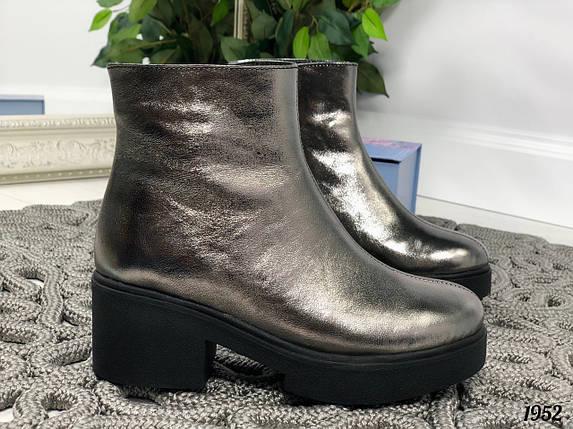 Молодежные ботинки для девушек, фото 2