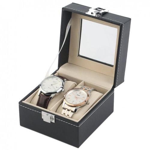 Шкатулка для зберігання годинників Craft 2PU