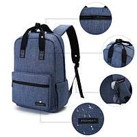 Рюкзак для ноутбука ALTADENA городской  синий, фото 1