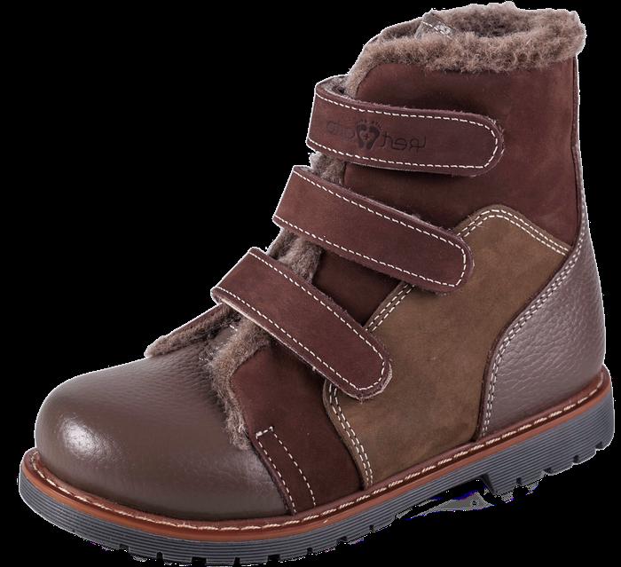 Ортопедические ботинки  зимние М-756 р.31-36