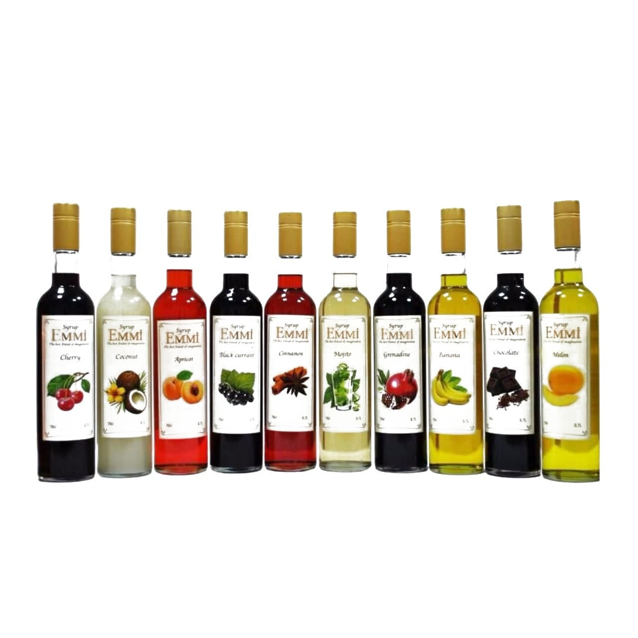 """Сироп """"Белый виноград"""" (0,1л)"""