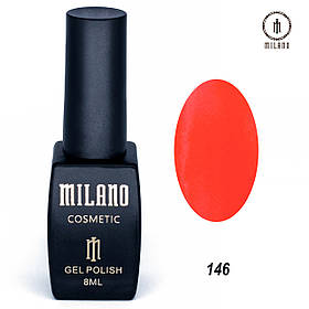 Гель лак MILANO 146