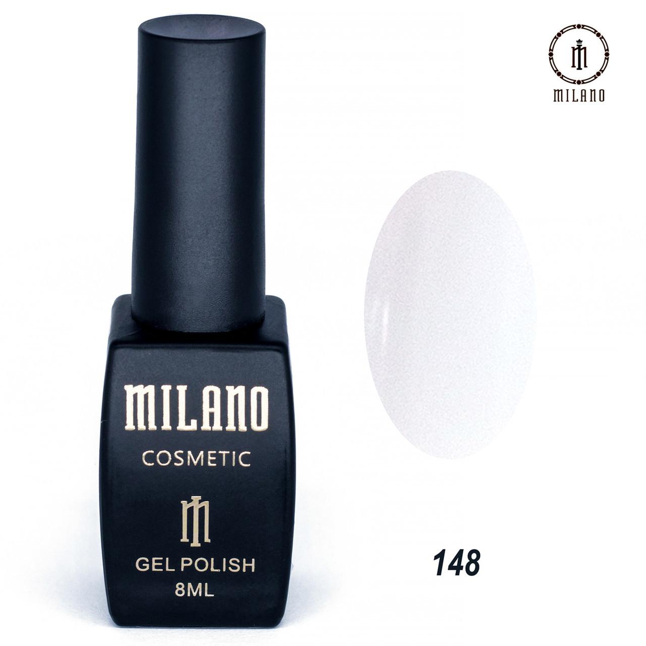 Гель лак MILANO 148