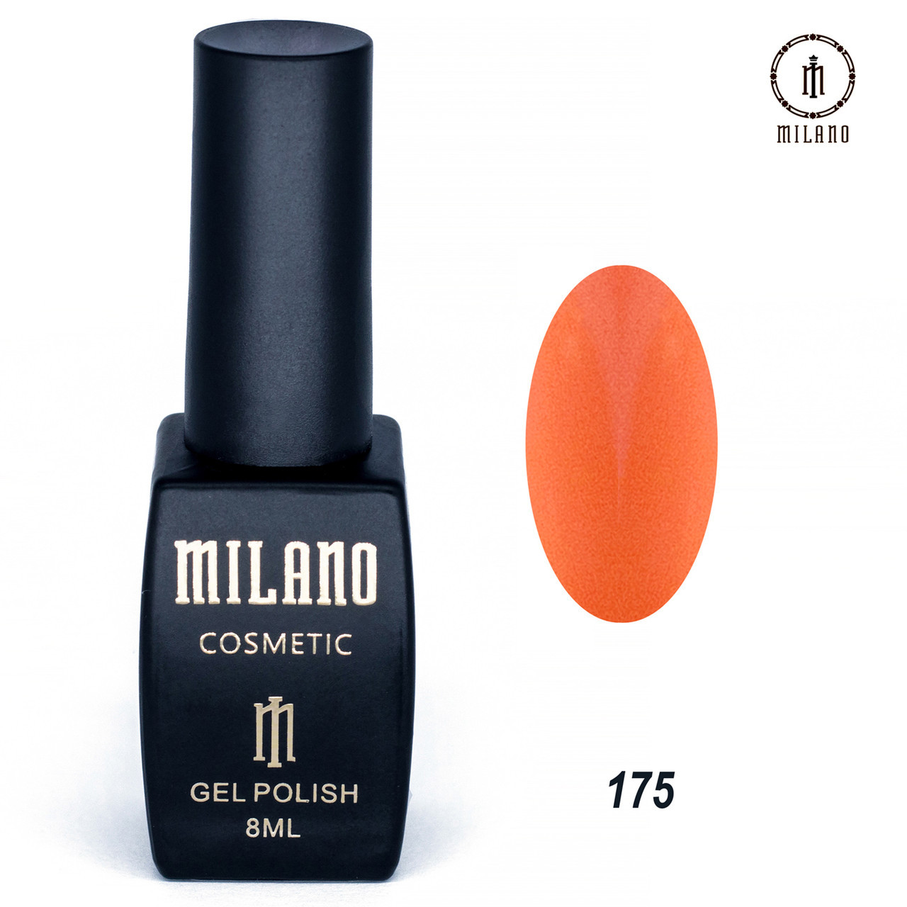 Гель лак MILANO 175