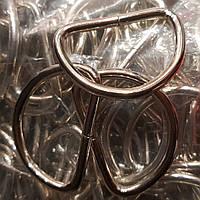Полукольцо 40мм металл