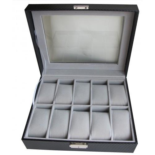 Шкатулка для хранения часов Craft 10PU.FIB