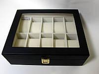 Шкатулка для хранения часов Craft 10WB.MAT.BL, фото 1