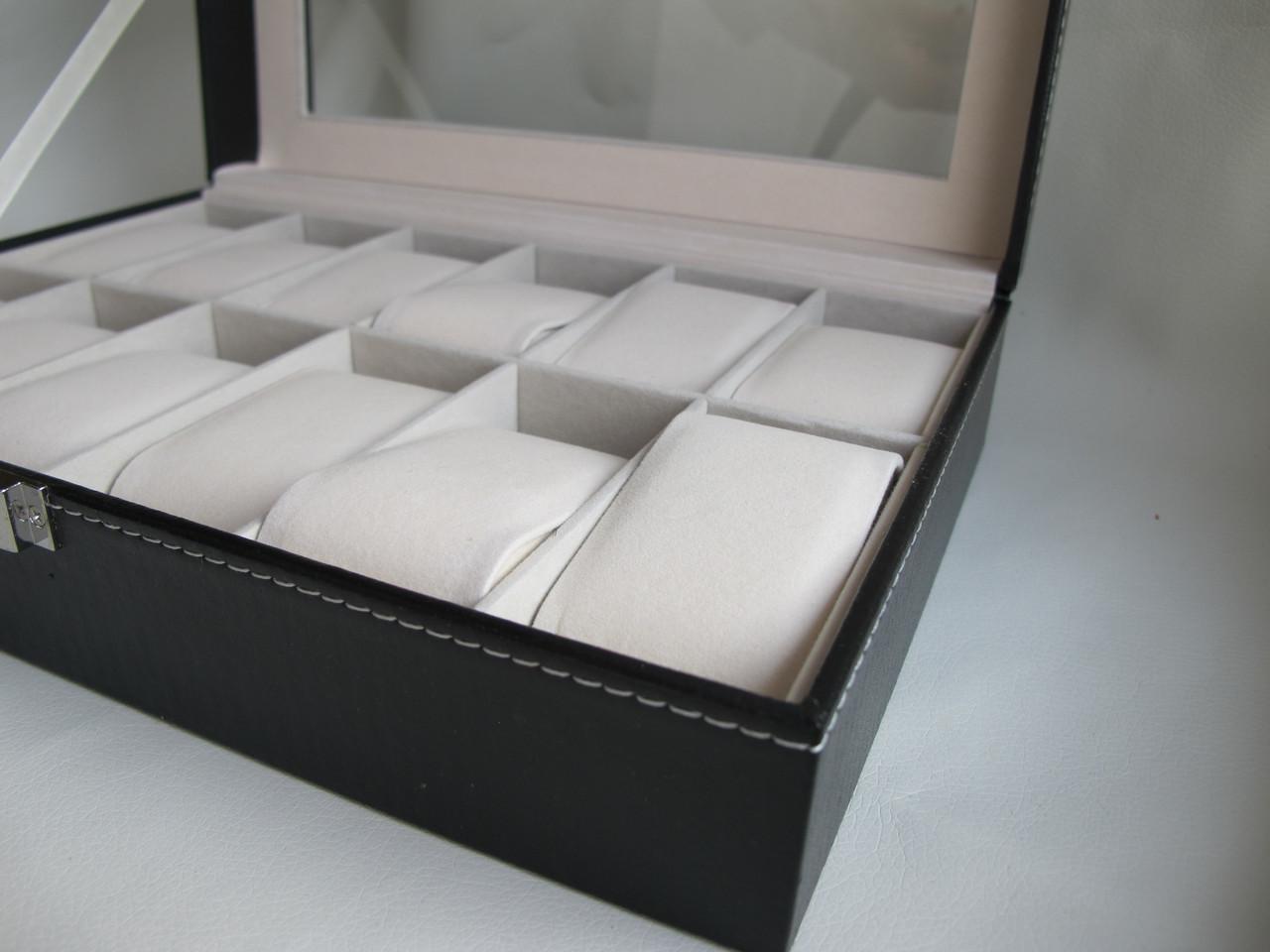 Шкатулка для хранения часов Craft 12PU.KY