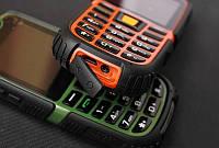 Противоударный водонепроницаемый мобильный телефон Land Rover S6 2 sim ленд ровер с6