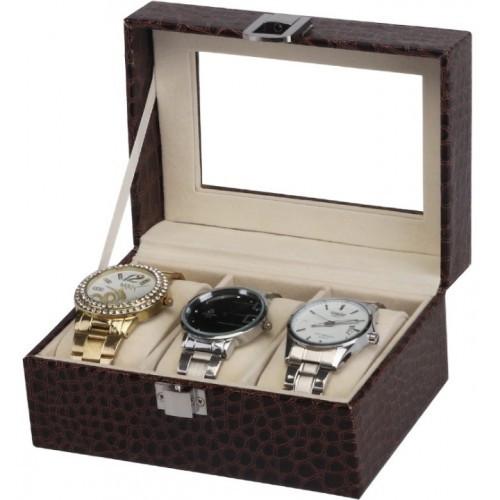 Шкатулка для зберігання годин Craft 3PU.CR.BR