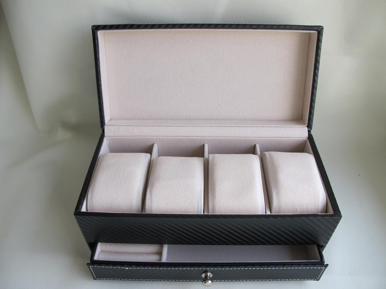 Шкатулка для зберігання годинників Craft 3WB.JW.FIB