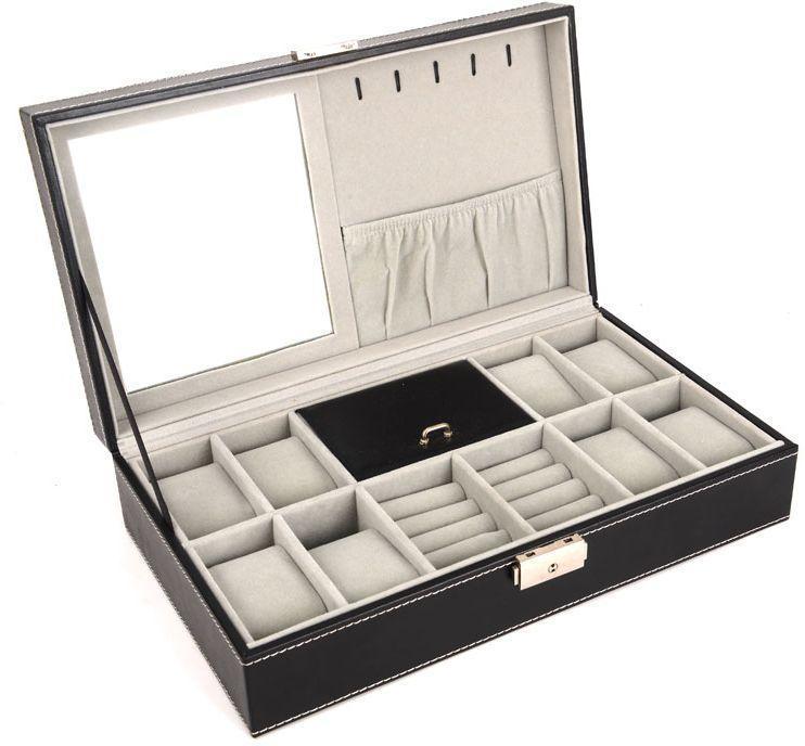 Шкатулка для зберігання годин Craft 8WJ.MIR.PU