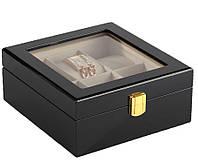 Шкатулка для хранения часов Craft 6WB.MAT.BL