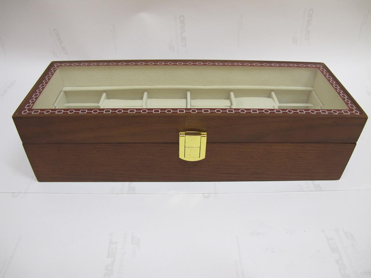 Шкатулка для хранения часов Craft 6LID.MAT