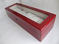 Шкатулка для хранения часов Craft 6WB.RED, фото 1