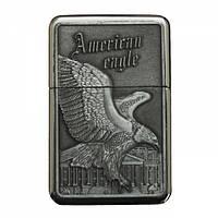 Зажигалка бензиновая MIL-TEC American Eagle v2, фото 1