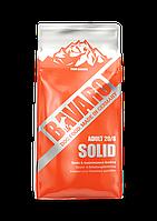 Сухой корм BAVARO adult 20/8 Solid полноценный корм для взрослых собак 18кг