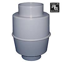 HL603/1 Клапан с механическим запахозапирающим устройством внутренних ливневых систем DN110 кровельных воронок
