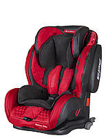 Детское автокресло Coletto Sportivo Only Isofix Red ( группа 1/2/3 9-36 кг)