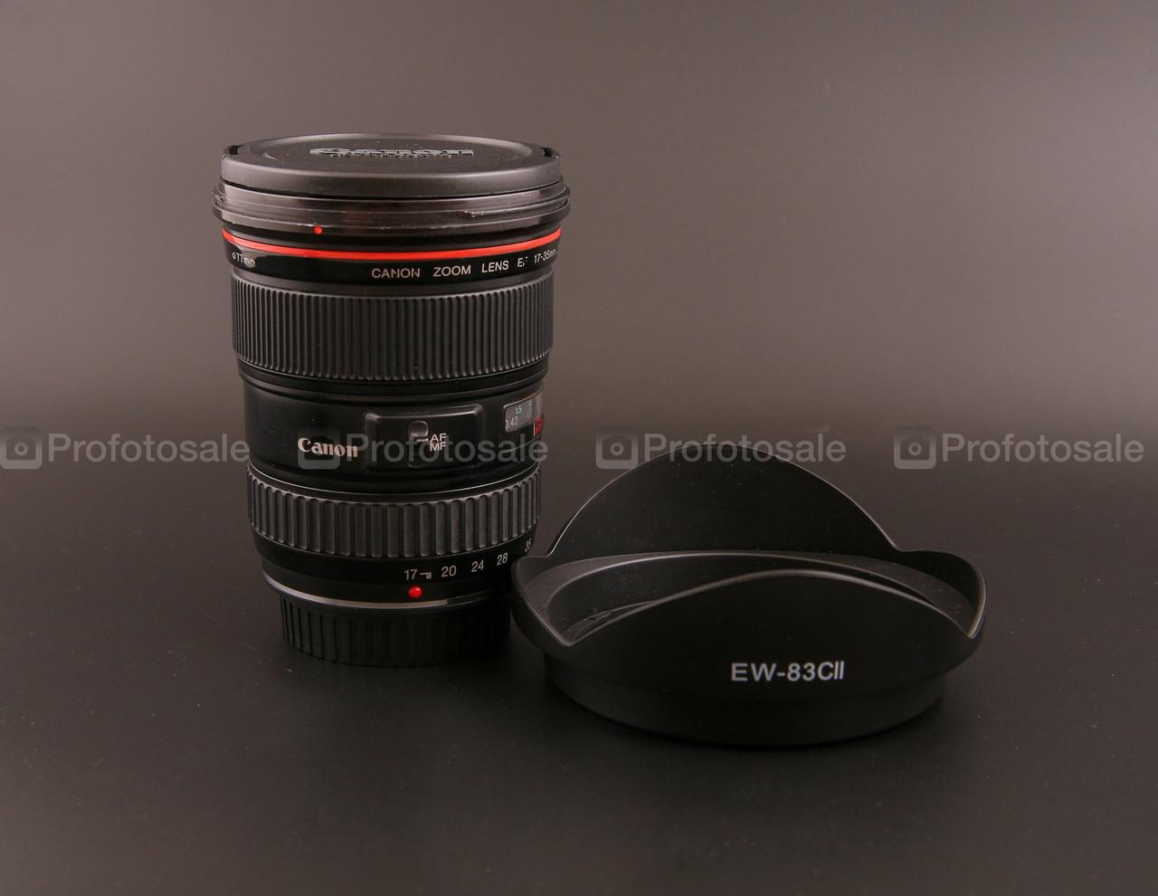 Canon 17-35 f/2.8L