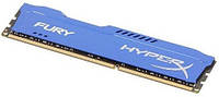 Оперативная память Kingston HyperX FURY Blue DDR3-1600 8192MB PC3-12800 (HX316C10F/8)
