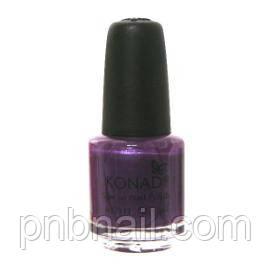Лак для стемпинга Konad Violet Pearl (5ml)