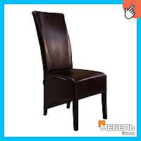 Деревянный, мягкий стул «Лариса» TokarMebel