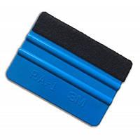 Выгонка 3m синяя с войлочной насадкой