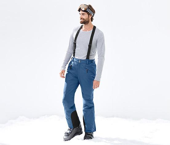 Шикарные лыжные штаны брюки столб воды 3000 от тсм Tchibo (чибо), Германия, размер М (48-50)