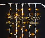 Новогодние гирлянды / светодиодный занавес Плей Лайт 3х0,9 м, фото 5