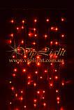 Новогодние гирлянды / светодиодный занавес Плей Лайт 3х0,9 м, фото 10