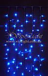 Новогодние гирлянды / светодиодный занавес Плей Лайт 3х0,9 м, фото 9