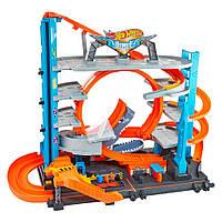 Легендарный гараж Hot Wheels FTB69 Mattel Оригинал