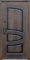 Двери входные металлические 127+