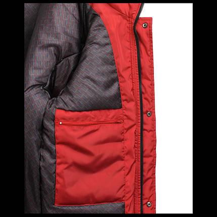 Куртка зимняя для мальчиков (чёрный), фото 2