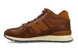 Ботинки New Balance 574OAD коричневый, фото 2